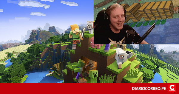 Meet Phil Watson, the Minecraft player who lost the game he