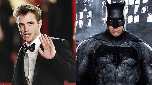 Surgen numerosas peticiones para que Robert Pattinson no sea el nuevo Batman
