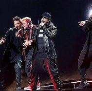 "Backstreet Boys relanza en versión acústica el tema ""I want it that way"""