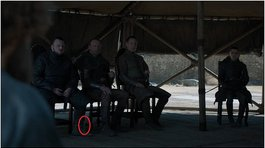 Una botella de agua fue vista en la final de 'Game of Thrones'