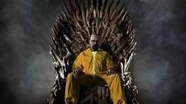 'Breaking Bad' derrotó a 'Game of Thrones' y se convierte en la serie mejor valorada en Internet