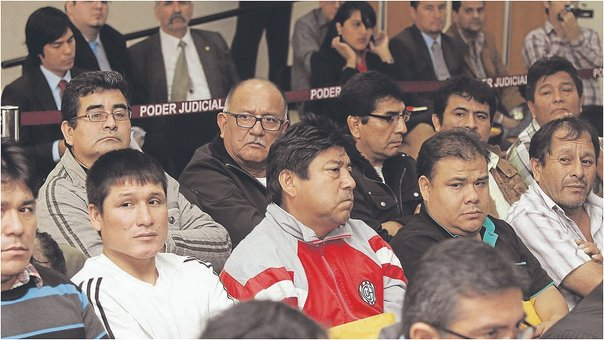 Juicio por crimen de Nolasco ingresa a la etapa de requisitorias
