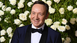 Retiran cargos de agresión sexual contra el actor Kevin Spacey en Estados Unidos