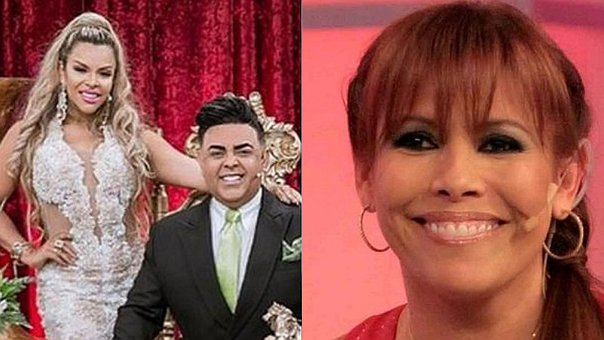 "Josetty Hurtado se declara fan de Magaly Medina: ""Yo soy tu hincha"" (VIDEO)"