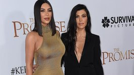 Kim y Kourtney Kardashian protagonizan tensa discusión (FOTOS Y VIDEO)