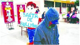Ocho casos de bullying registra Demuna en 2019