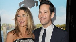 """Friends"": Paul Rudd pensó que lo despedirían por lastimar el dedo a Jennifer Aniston"