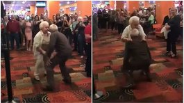Abuelos bailan reggaetón y causan furor en Facebook (VIDEO)