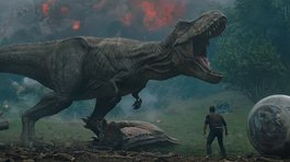 """Jurassic World: Fallen Kingdom"" lanza su primer tráiler (VIDEO)"