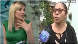 "Comerciante asaltada exige a Juliana Oxenford que se rectifique por llamarla ""irresponsable"" (VIDEO)"