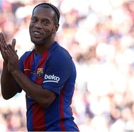 ​Ronaldinho y su video que rompió récord en Youtube (VIDEO)