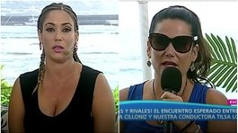 Daniela Cilloniz lanza advertencia en vivo a Tilsa Lozano (VIDEO)