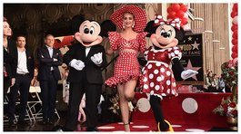 Minnie recibe estrella en Hollywood 40 años después que Mickey Mouse (FOTOS y VIDEO)