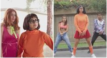 Angie Arizaga baila 'Scooby Doo Papá' y remece Instagram (VIDEO)