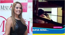Marina Mora se pronuncia tras ampay con exchico reality Renzo Spraggon (VIDEO)