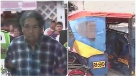 SJL: Sexagenario intentó abusar de niña en mototaxi (VIDEO)