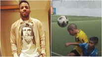 Hijo de Jefferson Farfán anota gol al mismo estilo de su padre (VIDEO)