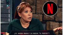 "Magaly Medina explica bajo rating de su programa: ""la gente ve Netflix"" (VIDEO)"
