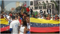 ​Venezolanos denuncian no estar inscritos en padrón electoral (FOTOS y VIDEOS)