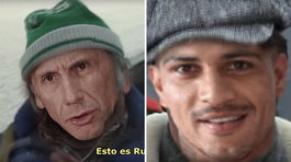 Parodian llegada de Selección Peruana a Rusia en vídeo de YouTube (VIDEO)