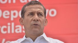 "Ollanta Humala sobre 'Ley Mulder': ""Me parece lamentable"" (VIDEO)"