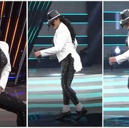 Michelle Soifer sorprende con popular paso de Michael Jackson (VIDEO)