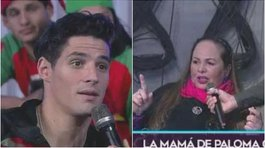 Madre de Paloma Fiuza reprende a Facundo González en vivo (VIDEO)
