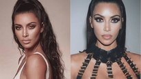 Kim Kardashian se 'implanta' un collar en la piel y causa revuelo en fans (VIDEO)