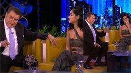 Becky G se quiebra de emoción tras ver sorpresa de Don Francisco (VIDEO)