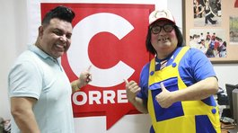 "Andrés Hurtado y ""Niño Alfredito"" llegan a Trujillo con ""Cartoon City"" (VIDEO)"