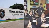 Promoción de un colegio ingresó a la Universidad Nacional Mayor de San Marcos (VIDEO)