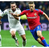 ​Champions League: Real Madrid perdió 1-0 con el CSKA de Moscú (VIDEO)