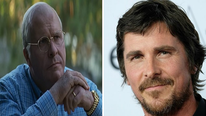Christian Bale luce irreconocible tras subir 18 kilos para papel en 'Vice' (VIDEO)