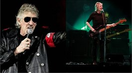Roger Waters recibe abucheos tras criticar a candidato de Brasil (VIDEO)