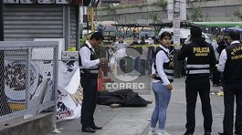 Joven muere de un disparo durante confuso incidente en Independencia (FOTOS Y VIDEO)
