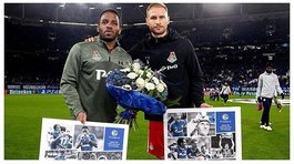 Champions League: Jefferson Farfán fue homenajeado por el Schalke 04 (VIDEO)