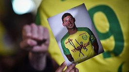 El avión del futbolista Emiliano Sala sigue desaparecido (VIDEO)