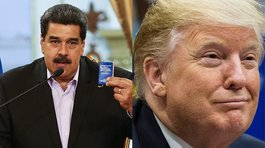 "Nicolás Maduro se dirige a Donald Trump en inglés: ""Hands off Venezuela"" (VIDEO)"